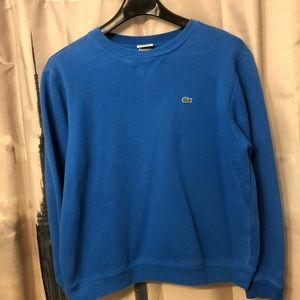 MEN'S LACOSTE SWEATSHIRT